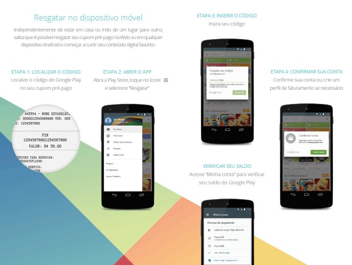google play recarga 720x543 - Google Play lança Recarga, sistema de créditos pré-pagos