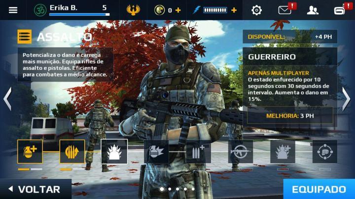 Modern Combat 5 Blackout MC5