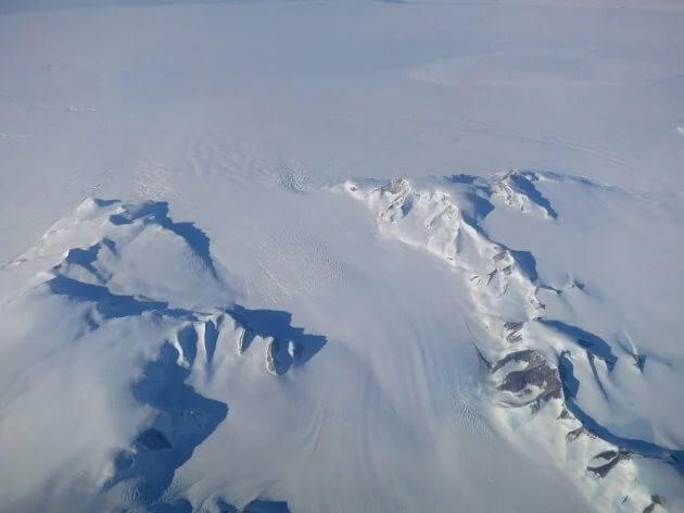 Nasa-Antártida