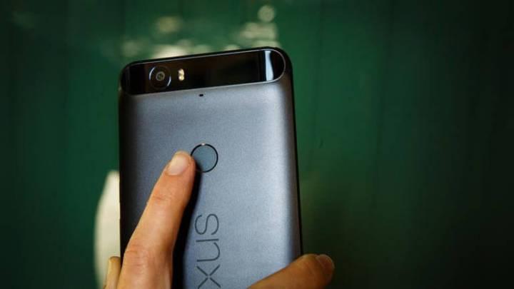 nexus 6p print finger