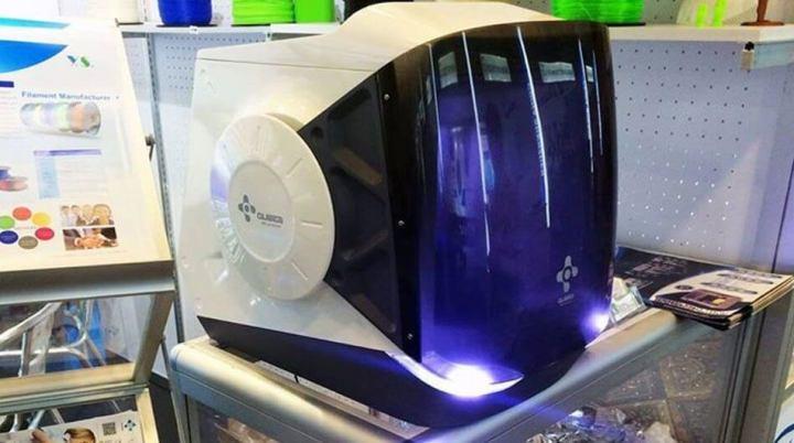 The Rever Impressora 3D