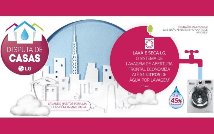 smt lg p2 720x450 - LG divulga resultados de campanha sobre economia de água