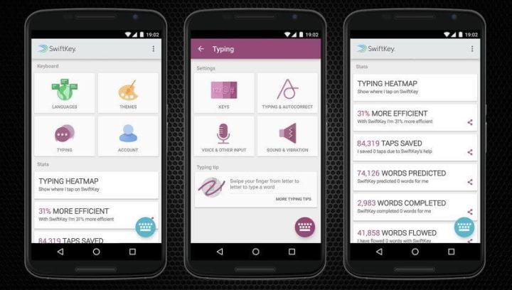 smt swiftkey p2 720x408 - Versão beta do SwiftKey 6.0 chega ao Google Play com diversas novidades