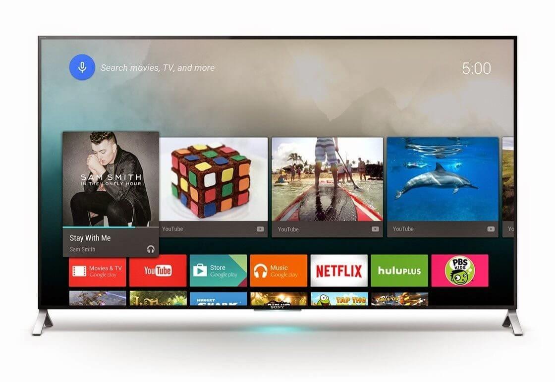 android tv 1 - Dica: como escolher a melhor SmartTV nesta Black Friday