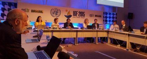 igf2015 isoc wsis panel 976 - Brasileiros no centro da discussão sobre o futuro da internet com o IGF2015 e o WSIS+10