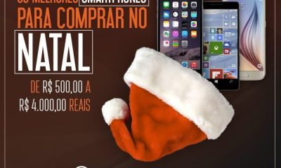 Showmetech campanha natal 2015 smartphones