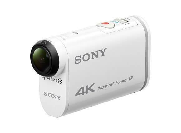 sony 4k 1 - Sony 4K Action Cam: uma síntese de evolução das camêras de ação