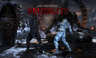 Mortal Kombat X - Sub Zero Brutality