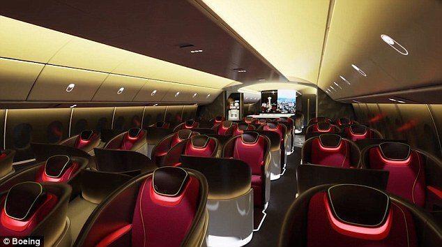 30146e0300000578 3395548 image a 39 1452600994882 - Boeing quer trazer mais tecnologia para o interior dos aviões
