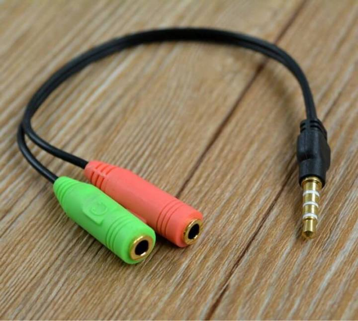 Aux-Cable-3-5mm-Male-to-2-Female-Y-Splitter-Earphone-Headphone-font-b-Audio-b