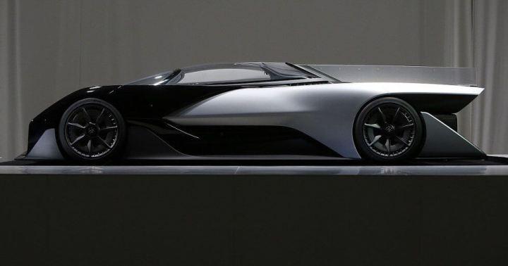 faraday02 720x378 - CES 2016: Faraday Future lança carro elétrico parecido com Batmóvel