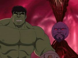 Hulk and EGO Hulk and the Agents of S.M.A.S.H.