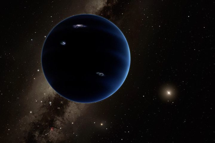 lead planet 9 art 1  1200x800 720x480 - Cientistas encontram evidências de um novo planeta no Sistema Solar