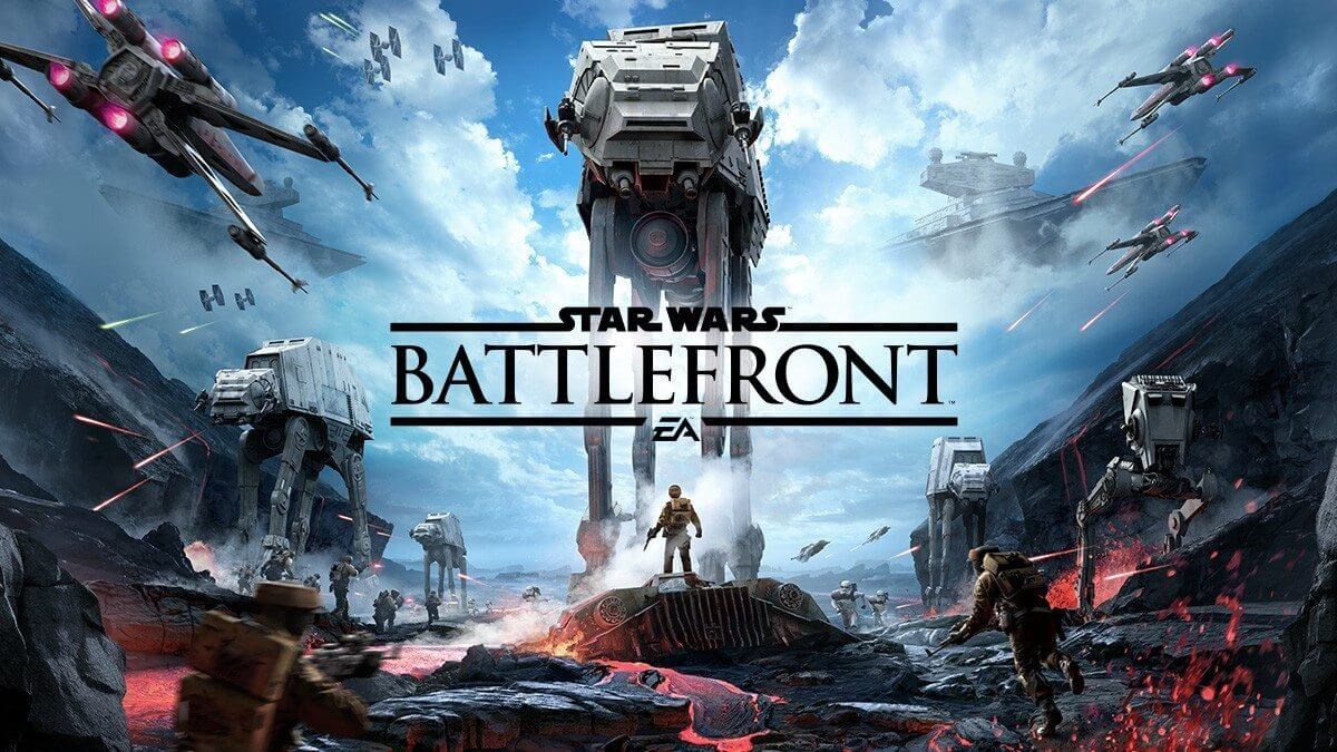 star wars battlefront - Star Wars Battlefront: Grátis no EA Access