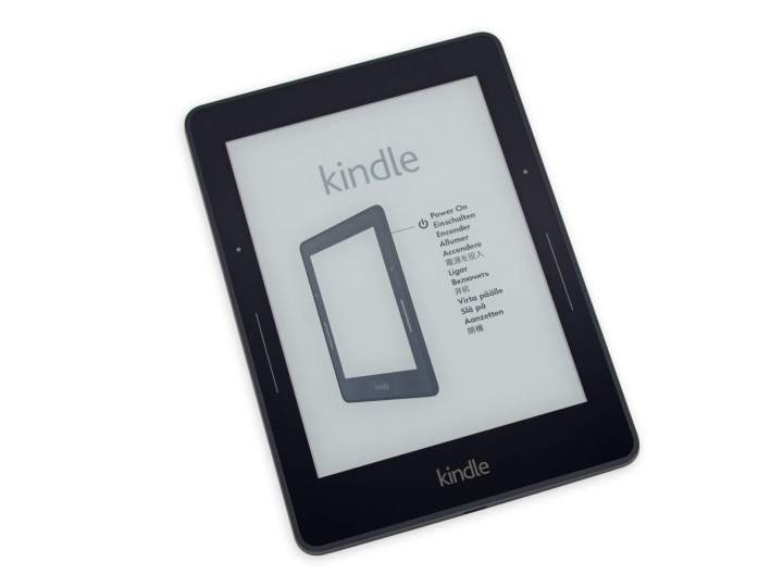 Tablets-Kindle
