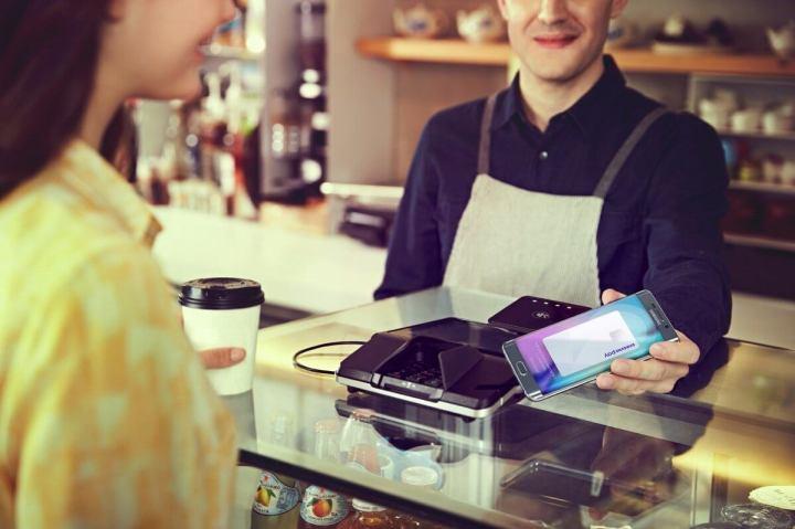 smt samsungpay p5 720x479 - Samsung Pay deve chegar ao Brasil em breve