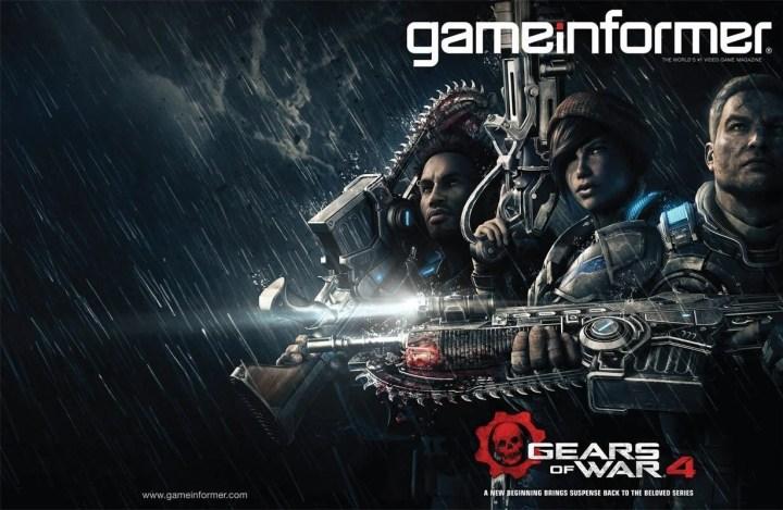 gears of wars 4 cover2 720x469 - Gears of War 4:  Protagonistas e detalhes revelados