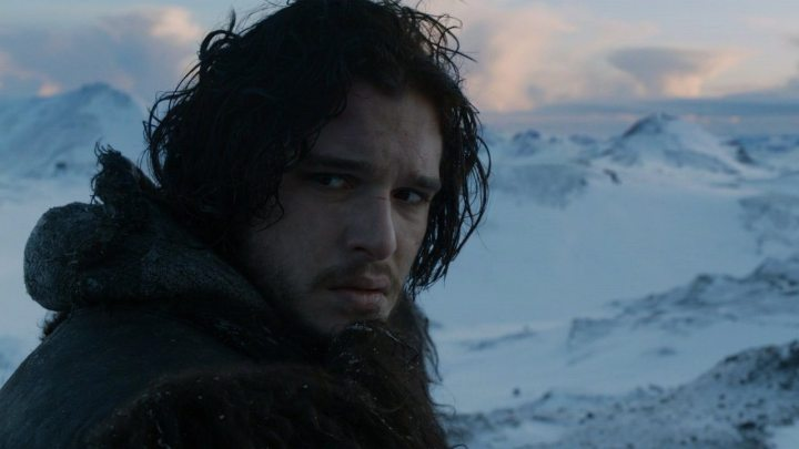 Kit Harington, Jon Snow em Game of Thrones