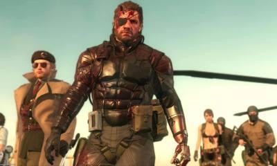 metal gear onlline - Metal Gear Online recebe DLC: Cloaked in Silence