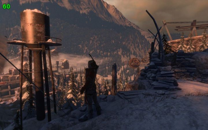 rise of the tomb raider 60 fps 720x450 - Rise of The Tomb Raider passa a suportar DirectX 12