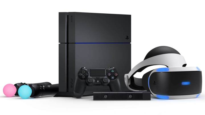 smt playstationvr bundle 720x405 - PlayStation VR poderá ser compatível com PCs