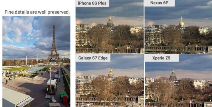 texture 1 720x363 - Galaxy S7 Edge tem a melhor câmera do mercado, de acordo com DxOMark