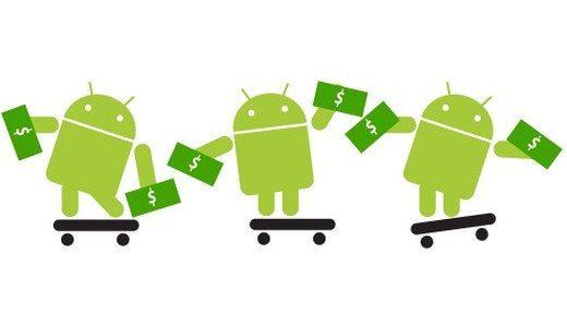 android money 520x300x24 fill - Google Play passa a indicar quais apps tem anúncios