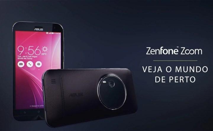 Review: Asus Zenfone Zoom - Ótimo smartphone, excelente câmera 4