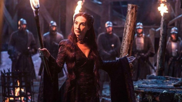 melisandre gameofthrones 720x405 - Análise do episódio 6x01 de Game of Thrones: The Red Woman