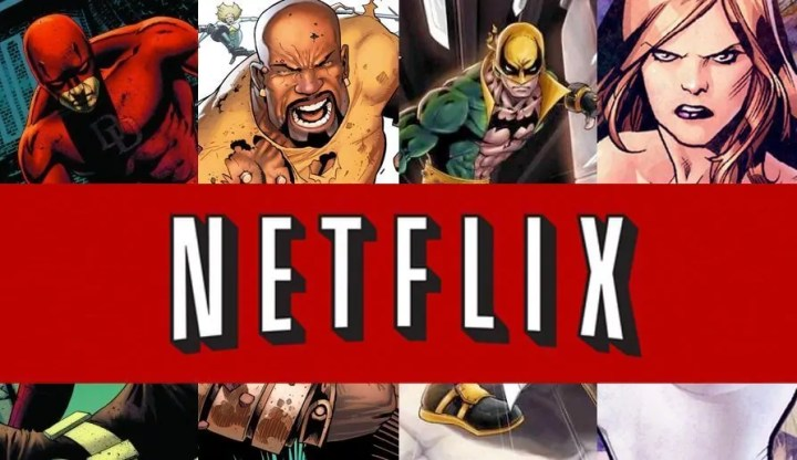 Os Defensores - Marvel e Netflix