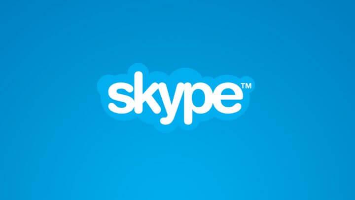 skype 720x405 - 15 programas essenciais para instalar em um PC