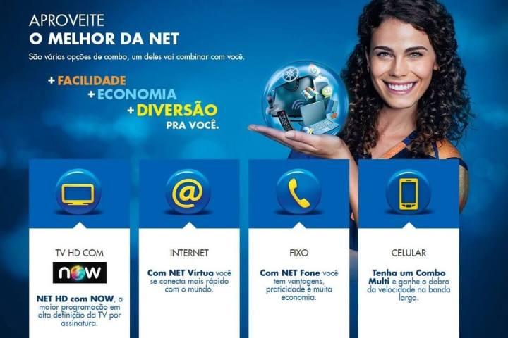 smt combosdanet p1 720x480 - Combos da NET oferecem vantagens e serviços de ponta para seus clientes
