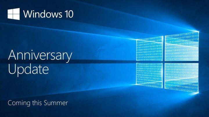 "windows 10 anniversary update 720x405 - Confira as novidades do Windows 10 ""Anniversary Update"""