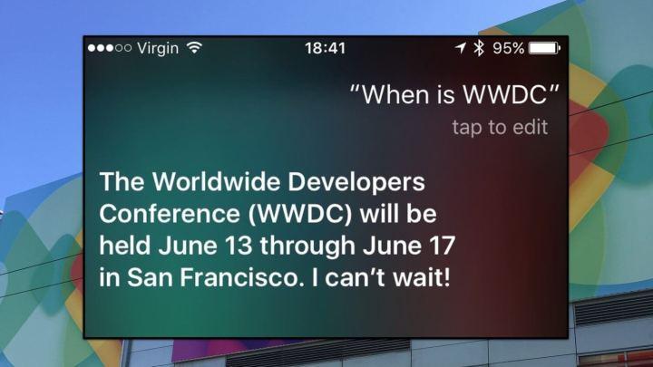 wwdc 2015 04 720x405 - Siri revela datas da WWDC 2016 (Atualizado: Apple confirma)