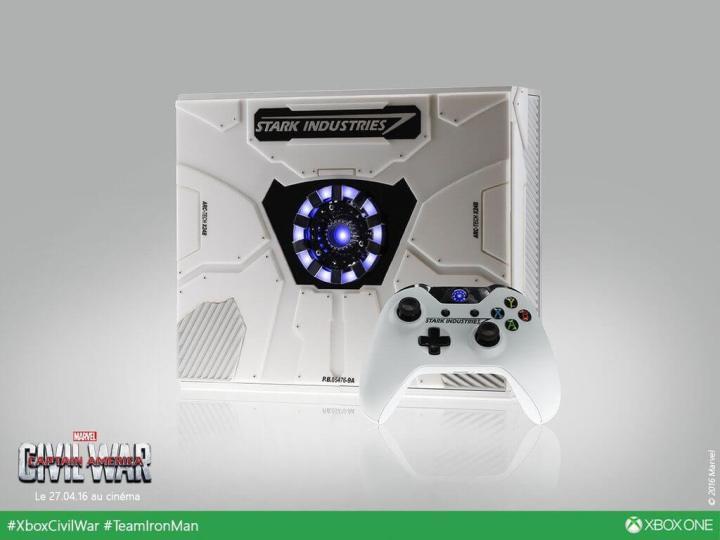 Xbox One Homem de Ferro #TeamIronMan