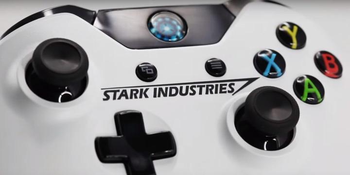 Xbox One Homem de Ferro