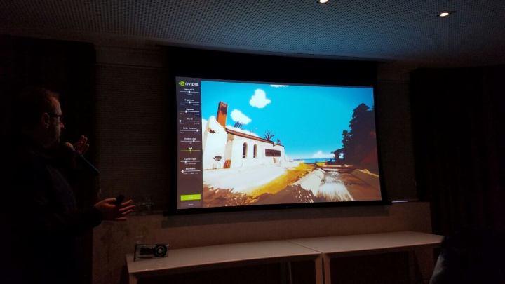 demo captura ansel 720x405 - NVIDIA lança GeForce GTX 1080 e 1070 no Brasil; Confira os preços