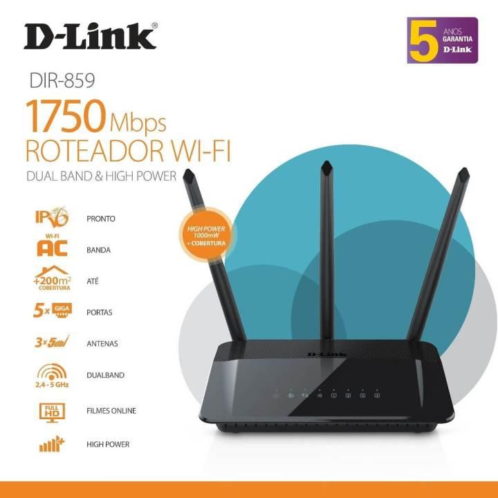 ele 720x720 - Review: Roteador D-LINK DIR-859