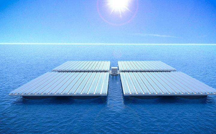 heliofloat 720x448 - Engenheiros criaram plataformas que flutuam estáveis mesmo em mar agitado