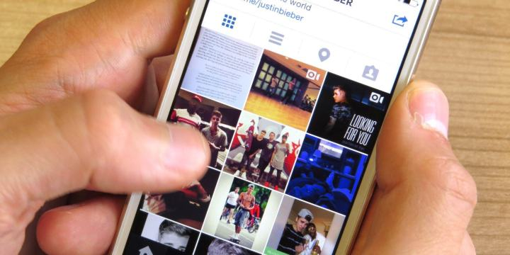 bloquear pessoas no Instagram