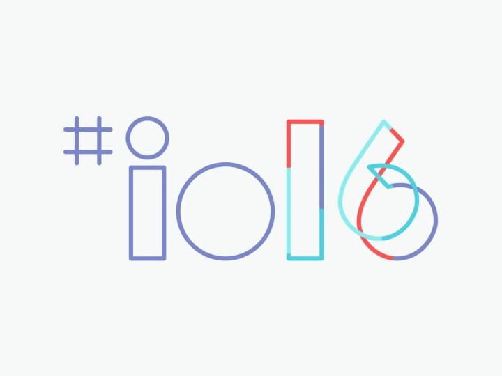 Google I/O 2016 - evento do Google para desenvolvedores