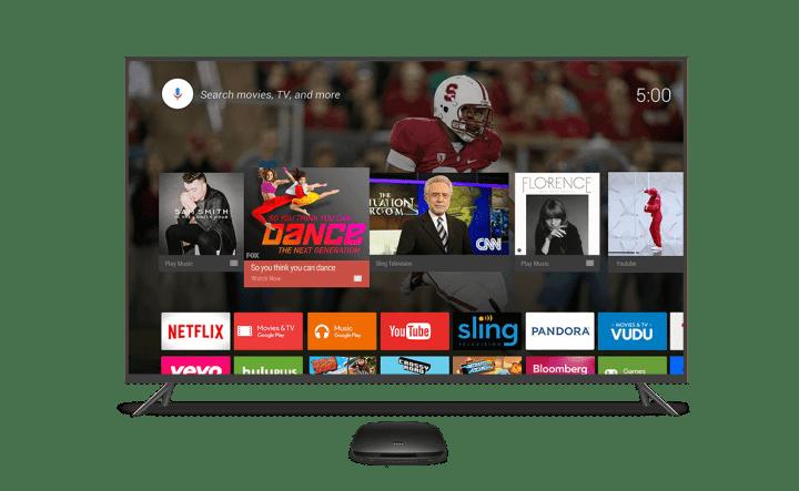 mi box 11 720x443 - Xiaomi apresenta o Mi Box, baseado em Android TV