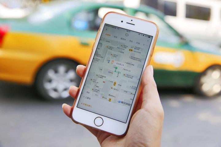 """Didi Chuxing, o """"Uber chinês"""", recebe aporte de 1 bilhão de dólares da Apple 8"""