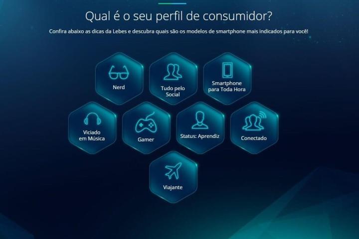 smt lojaslebes perfil 720x480 - Guia de Smartphones da Lojas Lebes ajuda clientes a encontrar o aparelho ideal