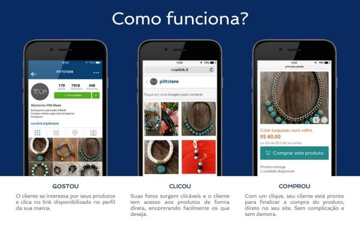 smt nowlink p2 720x480 - Startup brasileira ajuda clientes a venderem pelo Instagram