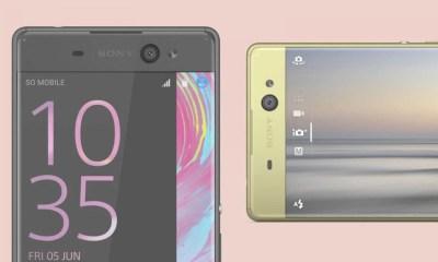 smt sony xperia xa ultra capa - Sony apresenta Xperia XA Ultra, seu phablet bom de selfie