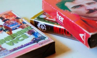 smt vhs mesa - De volta para o passado: Cinéfilo adapta lançamentos do cinema em VHS