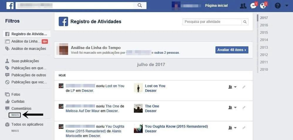 tuto face 02 - Facebook: como impedir que amigos saibam quem você adiciona