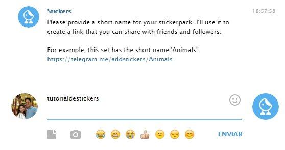 url - Tutorial: como criar e enviar seus próprios stickers no Telegram
