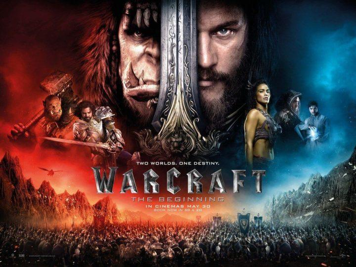 warcraft poster 720x540 - Universal Pictures dará pacotes de internet para quem assistir conteúdo de Warcraft